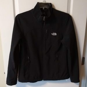 The North Face Black Weather-Resistant Jacket L